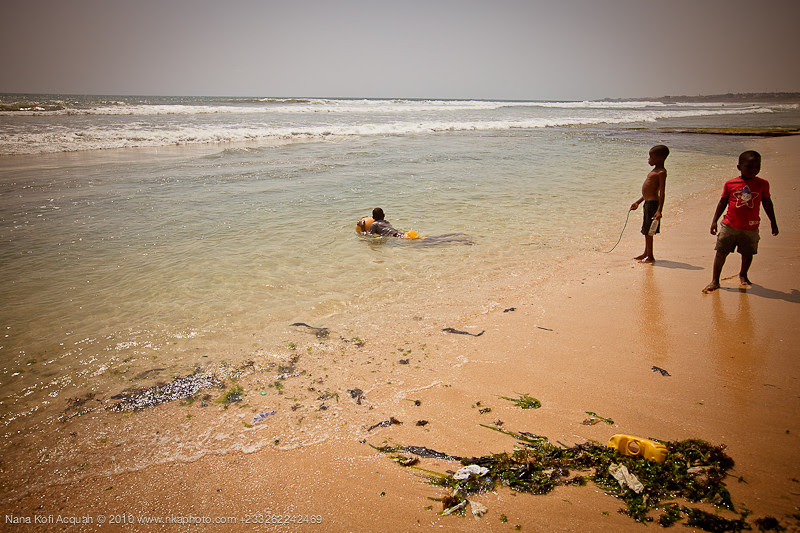 Fishers of Plastic
