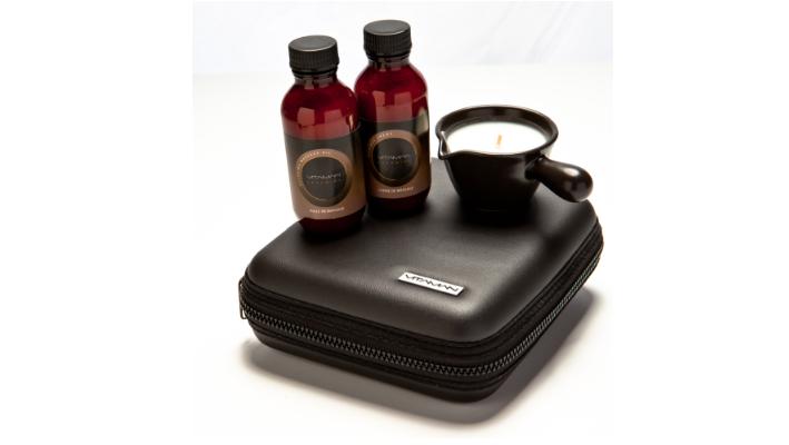 VitaMan Massage Kit - The Grooming GuideThe Grooming Guide