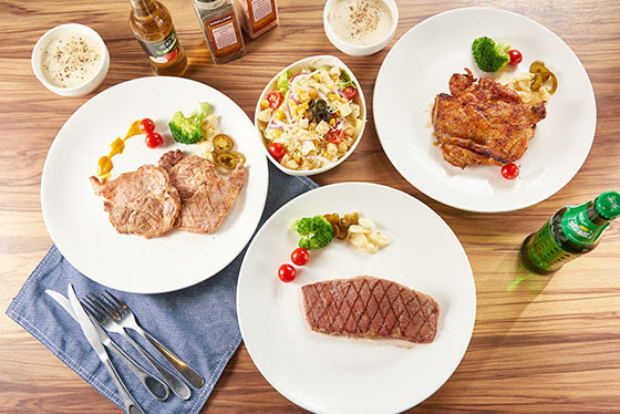 XL炭烤牛排/XL/xl/炭烤/碳烤/牛排/新店/西餐/原味/燒烤/牛肉