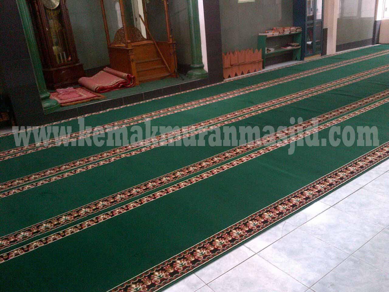 jual karpet masjid roll di depok Al Husna Pusat
