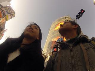 Fascinated in Shibuya
