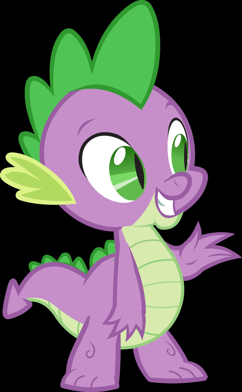 Resultado de imagen para spike my little pony