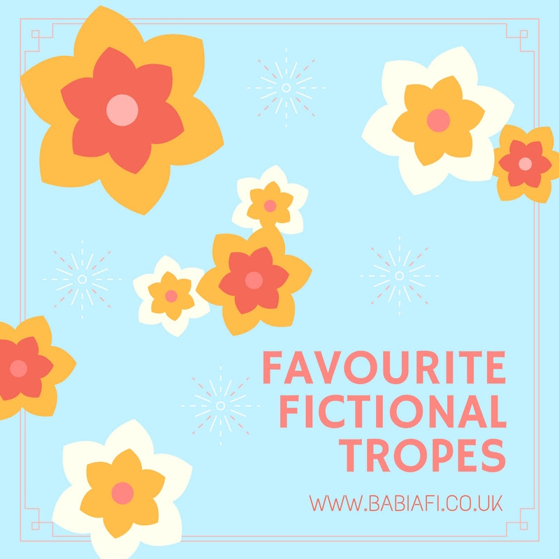Favourite Fictional Tropes