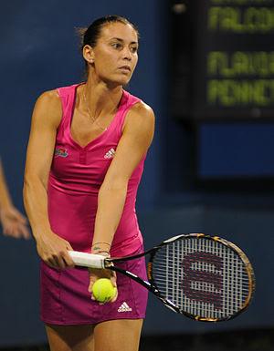 Flavia Pennetta - US Open 2010