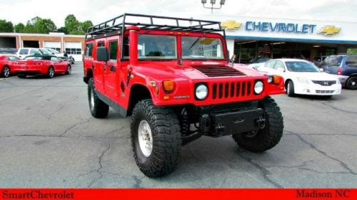 Sell Used 1993 Hummer H3 65 L Turbo Diesel 4x4 Supercharged
