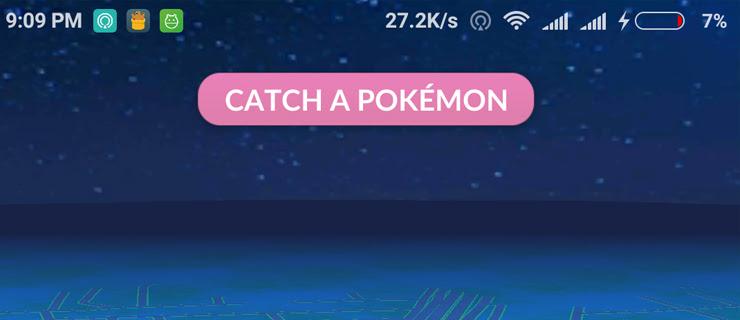 Low-Battery-Pokemon-Go