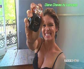 Diana Chaves super sensual em sessão fotográfica