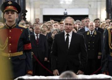 Putin exige reforzar las fuerzas atómicas estratégicas para superar el escudo