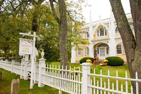 The Wedding Cake House, Kennebunk, Maine   North Photography