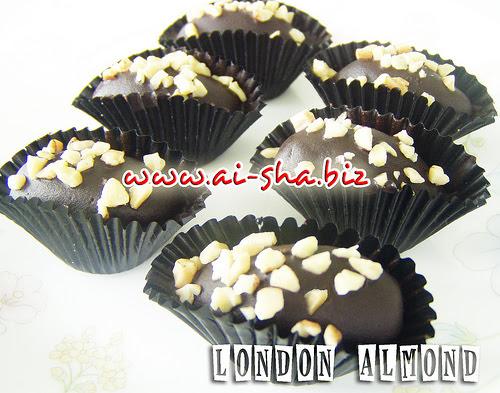 LONDON ALMOND