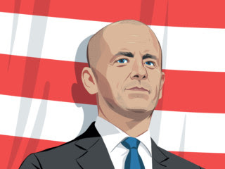 As Trump unleashes his id on the American people, Evan McMullin seeks to encourage civic engagement; point out the early signs of authoritarianism; and demonstrate that it is still O.K. to criticize our leaders.