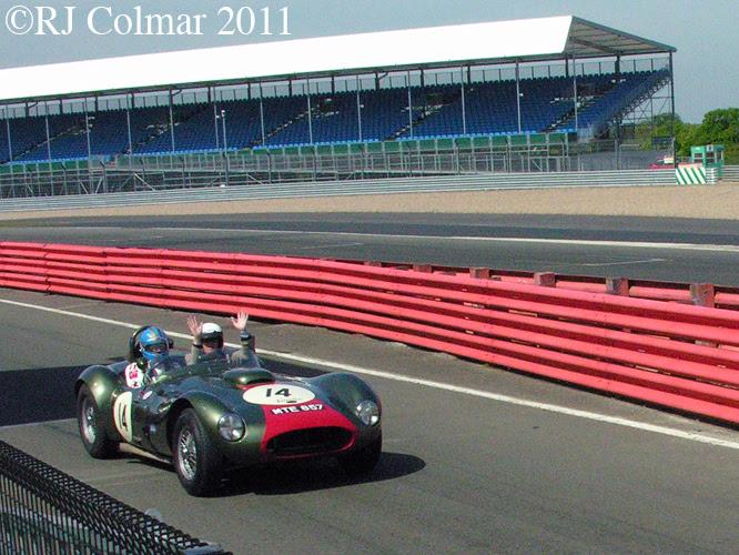 Farrallac MK2, Silverstone Classic PD