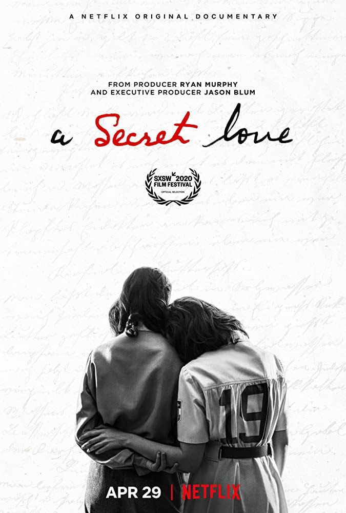 A Secret Love 2020 - MOVIE