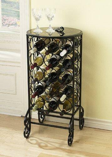 Wine Rack Table Ebay