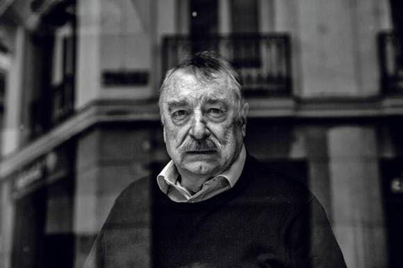 Ignacio Ramonet (Galicia, 1943), es un periodista español radicado en Francia. Foto: David Fernández/ Diagonal.