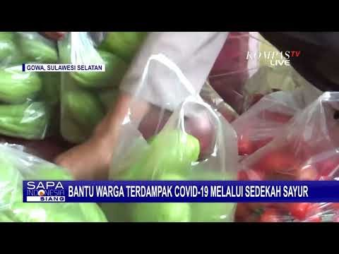 Sedekah Sayur di Kompas TV