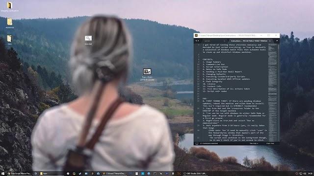 Scripting windows registry OFFLINE Editing!