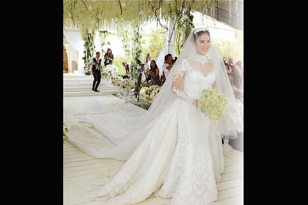 Pinoy Celebrity Wedding Gowns Dubai Forum