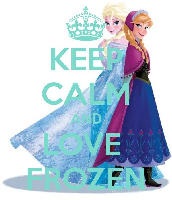 love Frozen