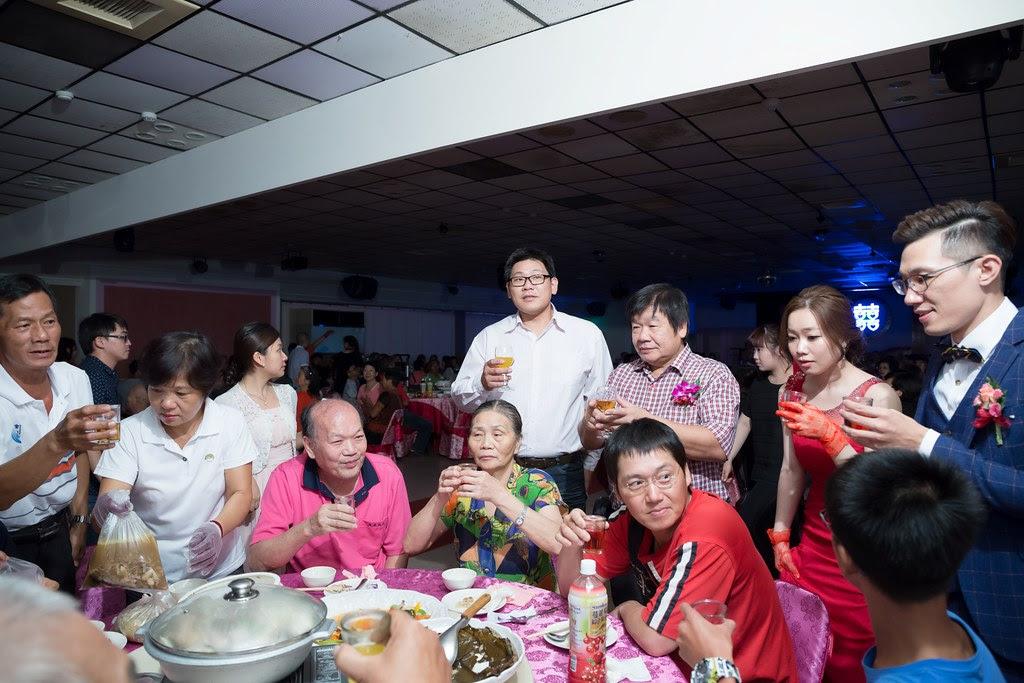 150明園餐廳北斗店婚攝