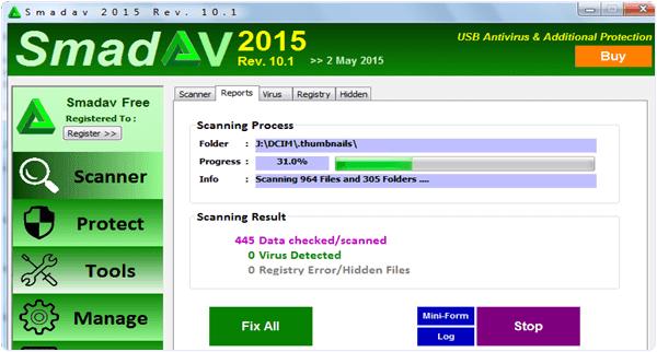 Smadav Antivirus PC Software