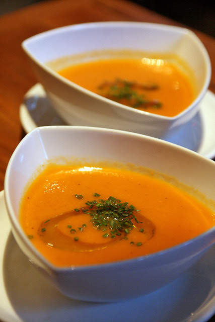Chef's Soup - Carrot Soup but tastes more like tomato