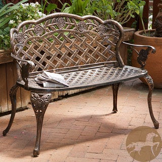 Outdoor Benches | Overstock.com: Buy Patio Furniture Online