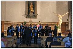 En concert, Església de St. Vicenç, Tossa de Mar
