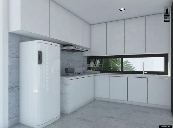 Lantai Dapur Rumah Minimalis | Ide Rumah Minimalis