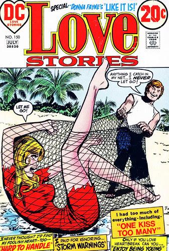 Love Stories #150 (Jun-Jul 1973)