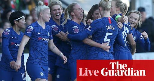 Avatar of Arsenal 1-4 Chelsea: Women's Super League – as it happened