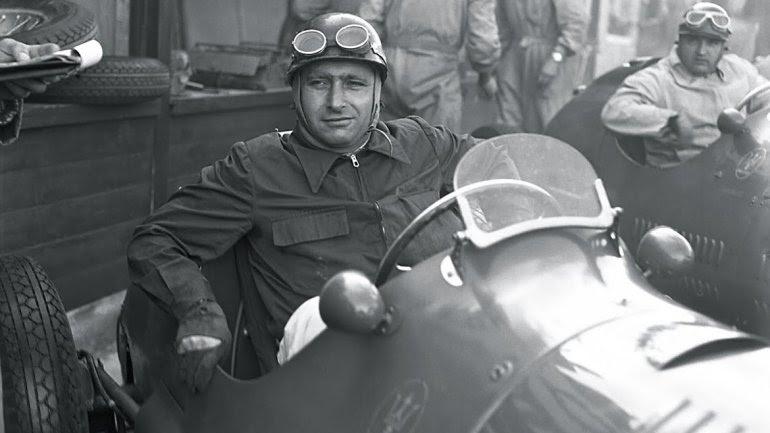 Juan Manuel Fangio, Formula 1, automobilismo