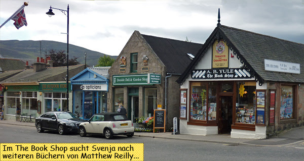 Book Shop in Ballater