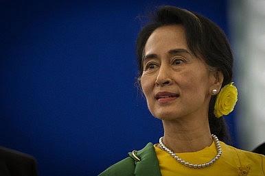 The Cowardice of Aung San Suu Kyi