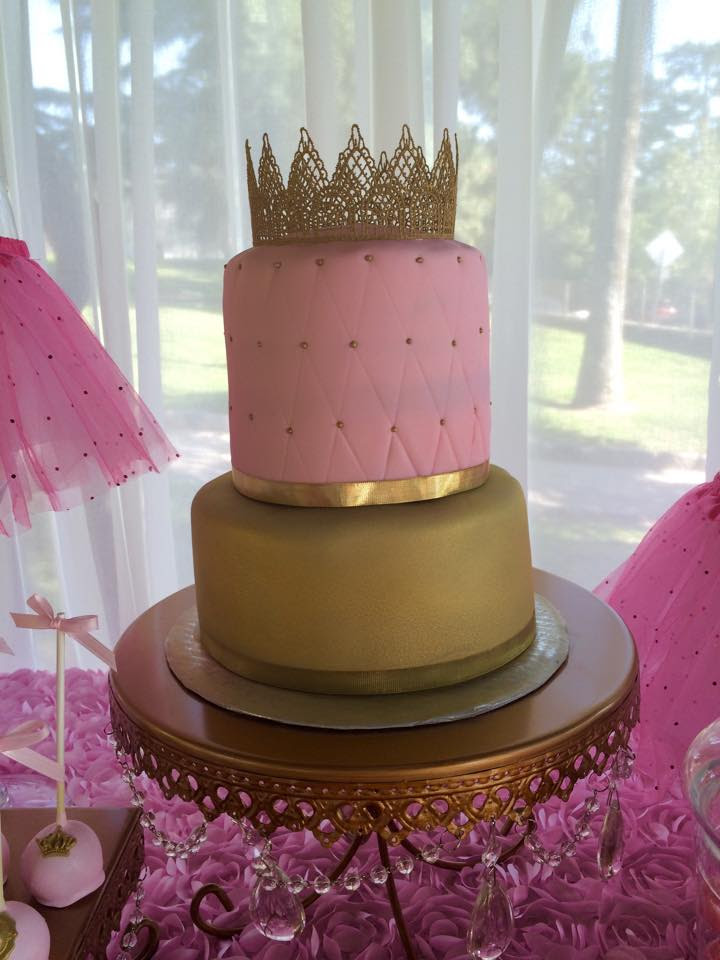 Tutu And Tiara Baby Shower Baby Shower Ideas Themes Games