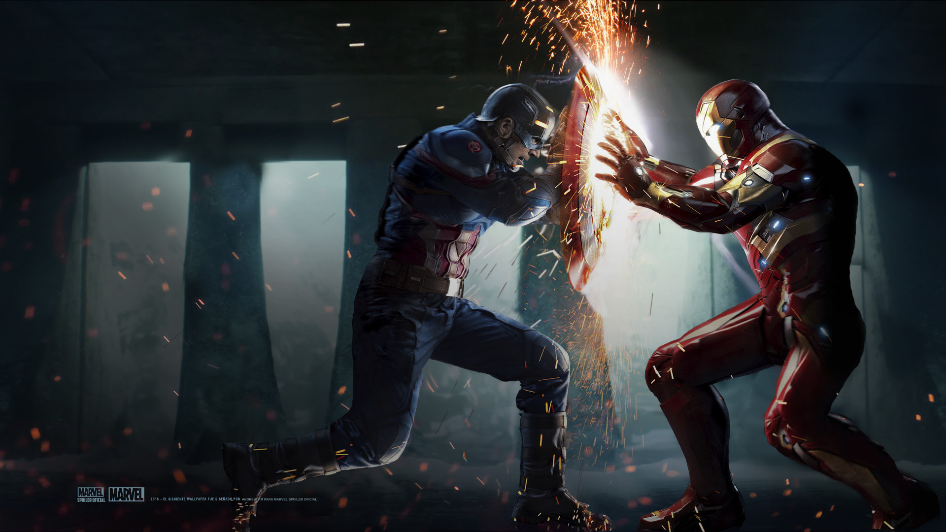 Marvel Civil War Wallpaper 69 Images