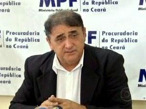 Procurador Oscar Costa Filho (Foto: TV Verdes Mares/Reprodução)