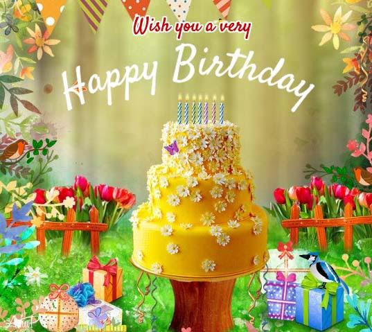 Happy Birthday Cards, Free Happy Birthday eCards, Greeting Cards   123 Greetings