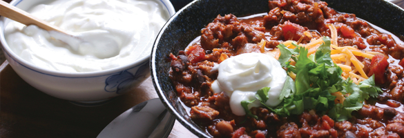 Hearty & Spicy Chili