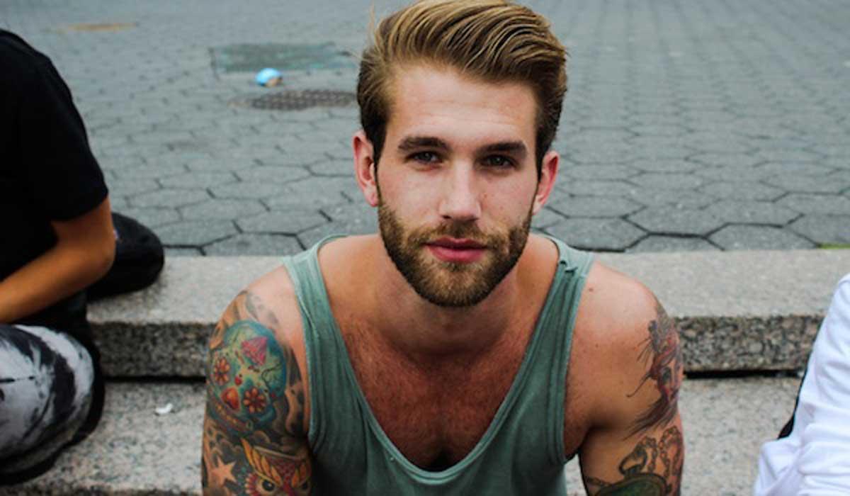 16 Razones Para Salir Con Un Hombre Tatuado Upsocl