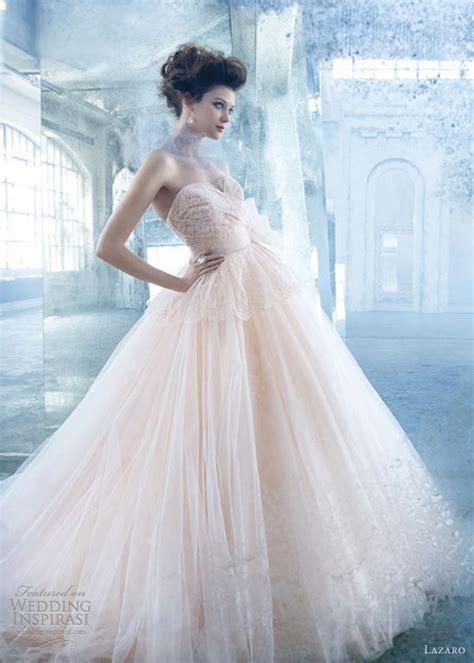 Breathtaking Lazaro Spring 2013 Bridal Collection