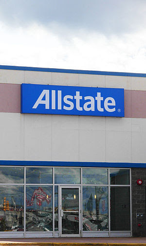 English: An Allstate store in Moncton
