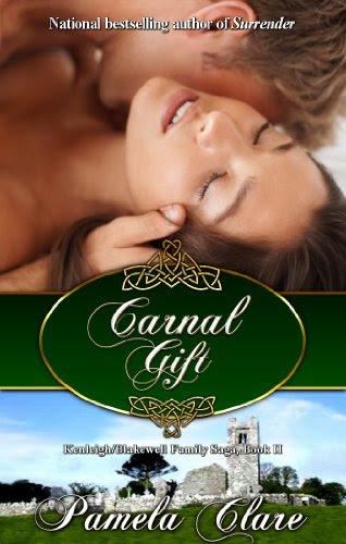 Carnal Gift (Kenleigh/Blakewell Family Saga) by Pamela Clare