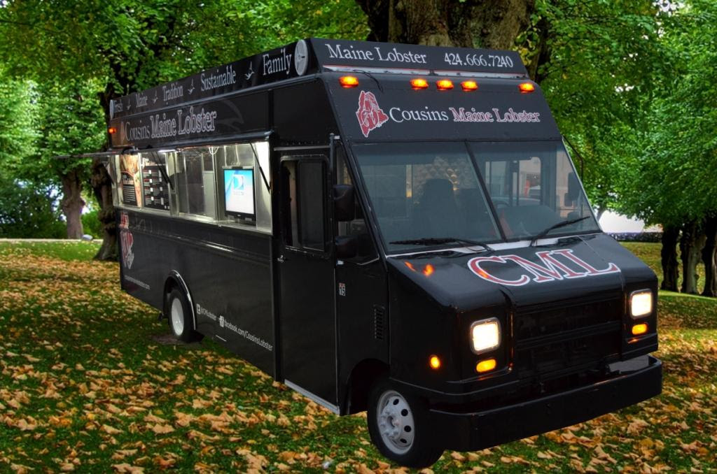 Cousins Maine Lobster Food Truck