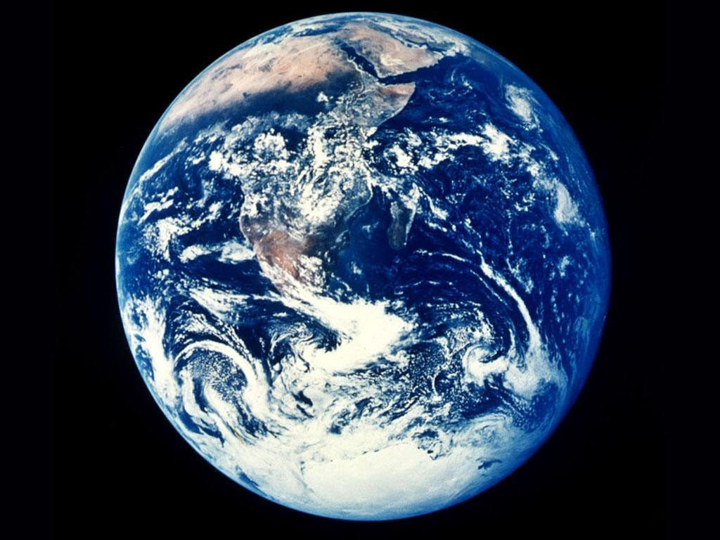 Planet Earth From Space Wallpaper Screensavers