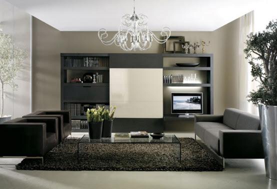 25 Modern Living Roo