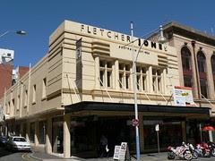 Fletcher Jones, Adelaide