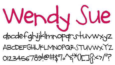 click to download Wendy Sue