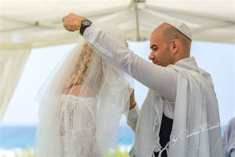 A Jewish Wedding Ceremony at St. George Paphos   We