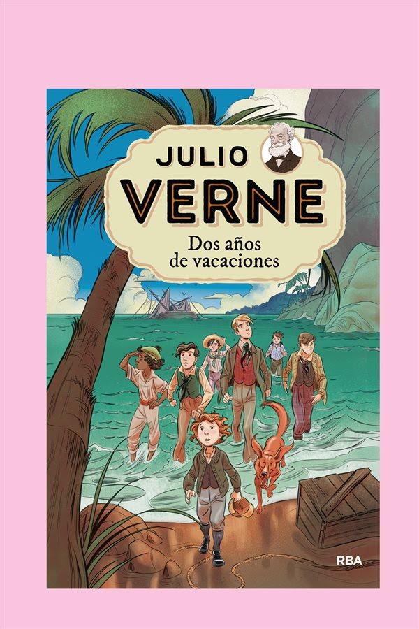 libros para niños verano 2017 julio verne. Dos años de vacaciones